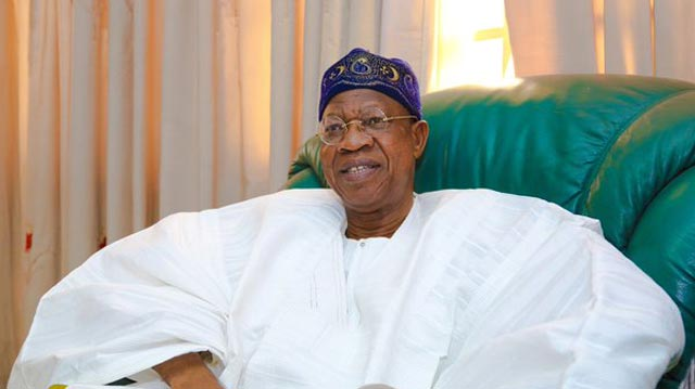 "#Dapchi girls Saga: ""Federal Government acted on time unlike Jonathan's administration"" Lai Mohammed"