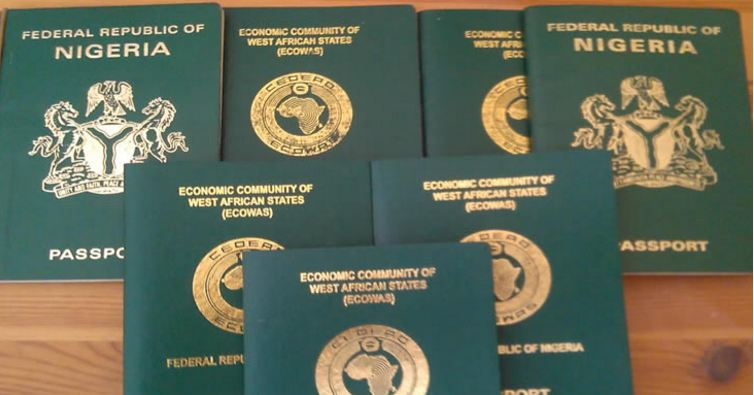 All requirements for international passport application in Nigeria