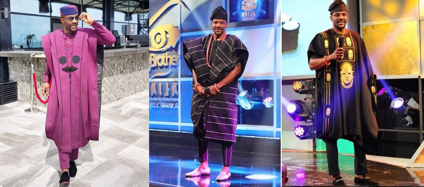 15 stunning pictures of Ebuka Obi-Uchendu on Agbada
