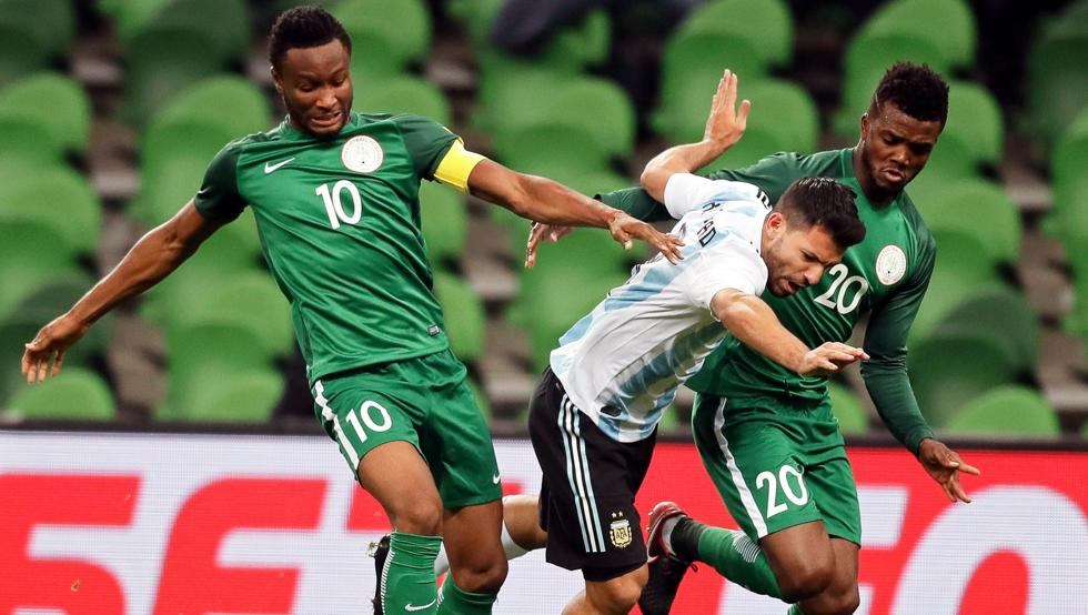 Nigeria Vs Argentina World Cup Group D Match Sold Out
