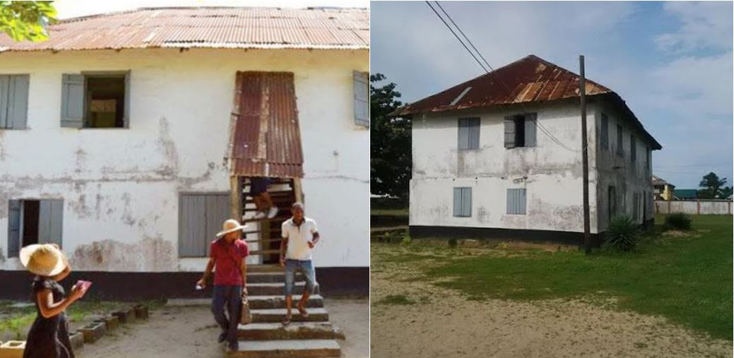 About the first storey building in Nigeria, now 173 years old (Photos)