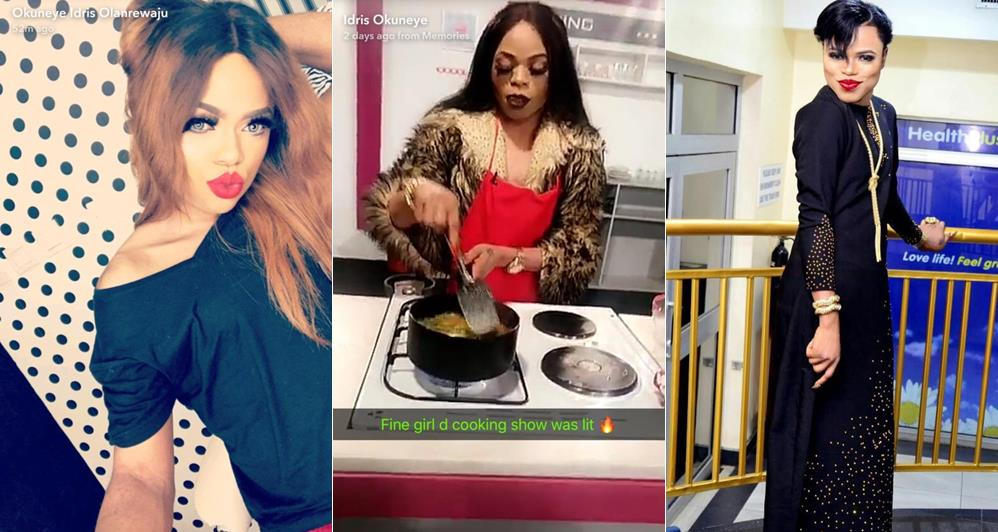 Bobrisky reveals he is finally getting married on Sunday