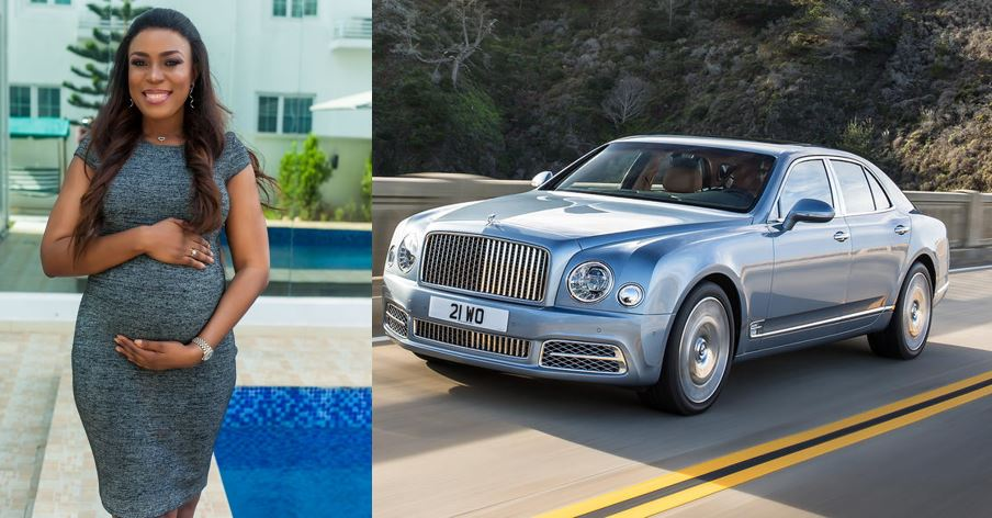"""""""I already ordered a Bentley Mulsanne for my son and I"""" –  Linda Ikeji reveals in her pregnancy story"""