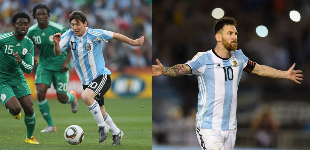 Argentine Star Player, Lionel Messi Reveals Why Super Eagles Will Be Tough Team To Play
