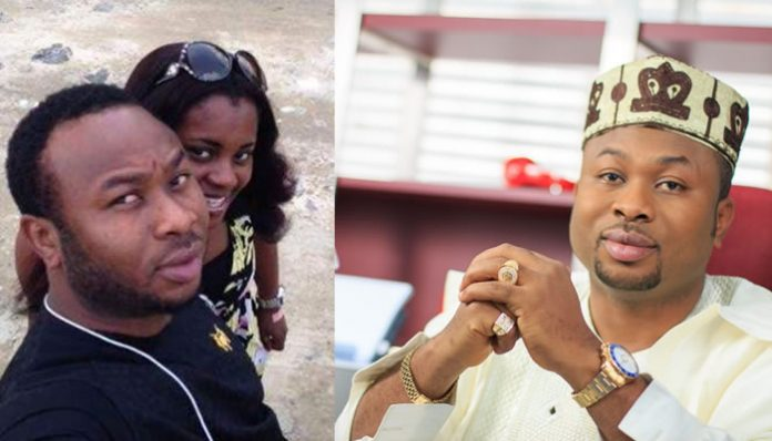 """This is very funny to me""- Churchill responds Zainab's allegation"