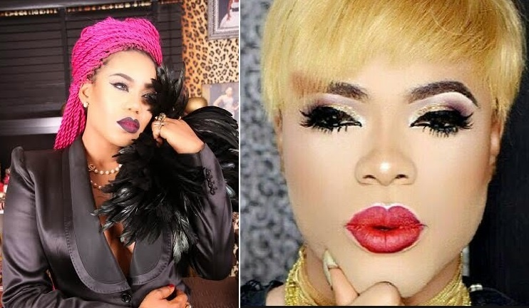 Bobrisky defends single mums, shades Toyin Lawani for saying married men are entitled to cheat