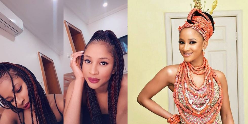 """I Was Constantly Being Hurt By People I Cared About"" – Adesua Etomi Writes a Lovely Motivational Piece"