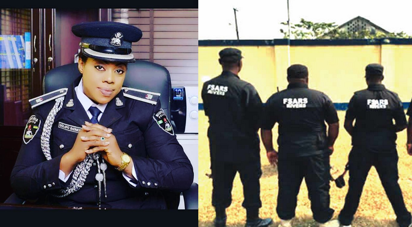'Stop tagging me to #EndSars, I didn't start SARS and cannot end SARS' – Dolapo Badmos