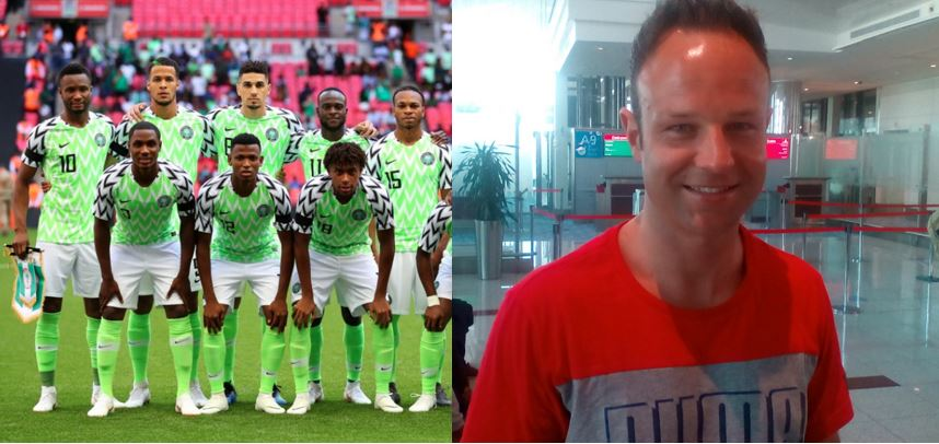 "World Cup 2018: ""Super eagles won't qualify from group stage, they are not good enough"" – German Man says"