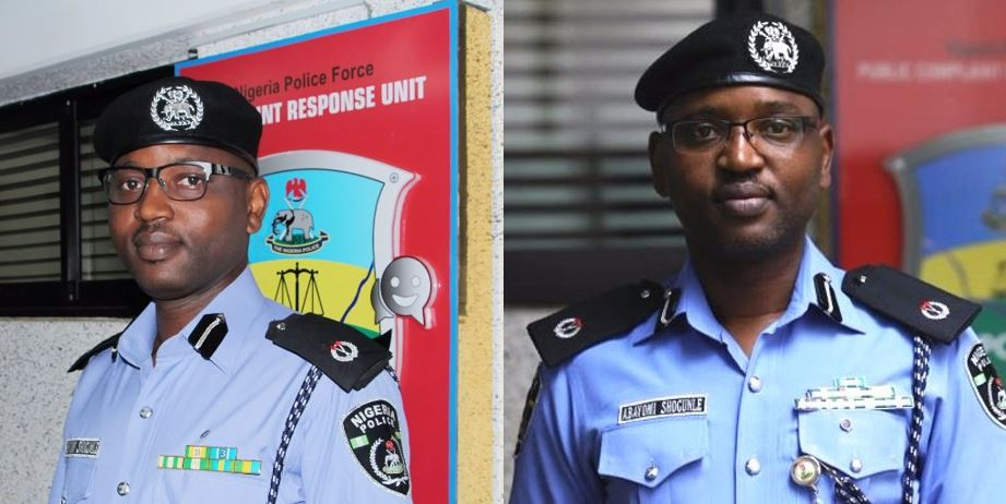 """""""Nigerian police will never do this"""" ACP, Abayomi Shogunle reacts to trending video of Ghanaian policeman assaulting a nursing mother in a bank in Ghana"""