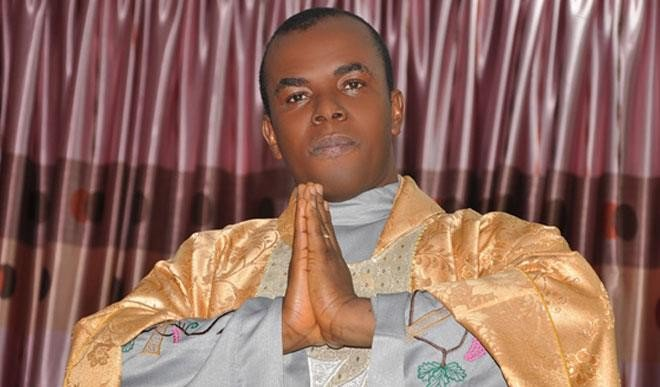Father Mbaka discloses why he spends $2million monthly