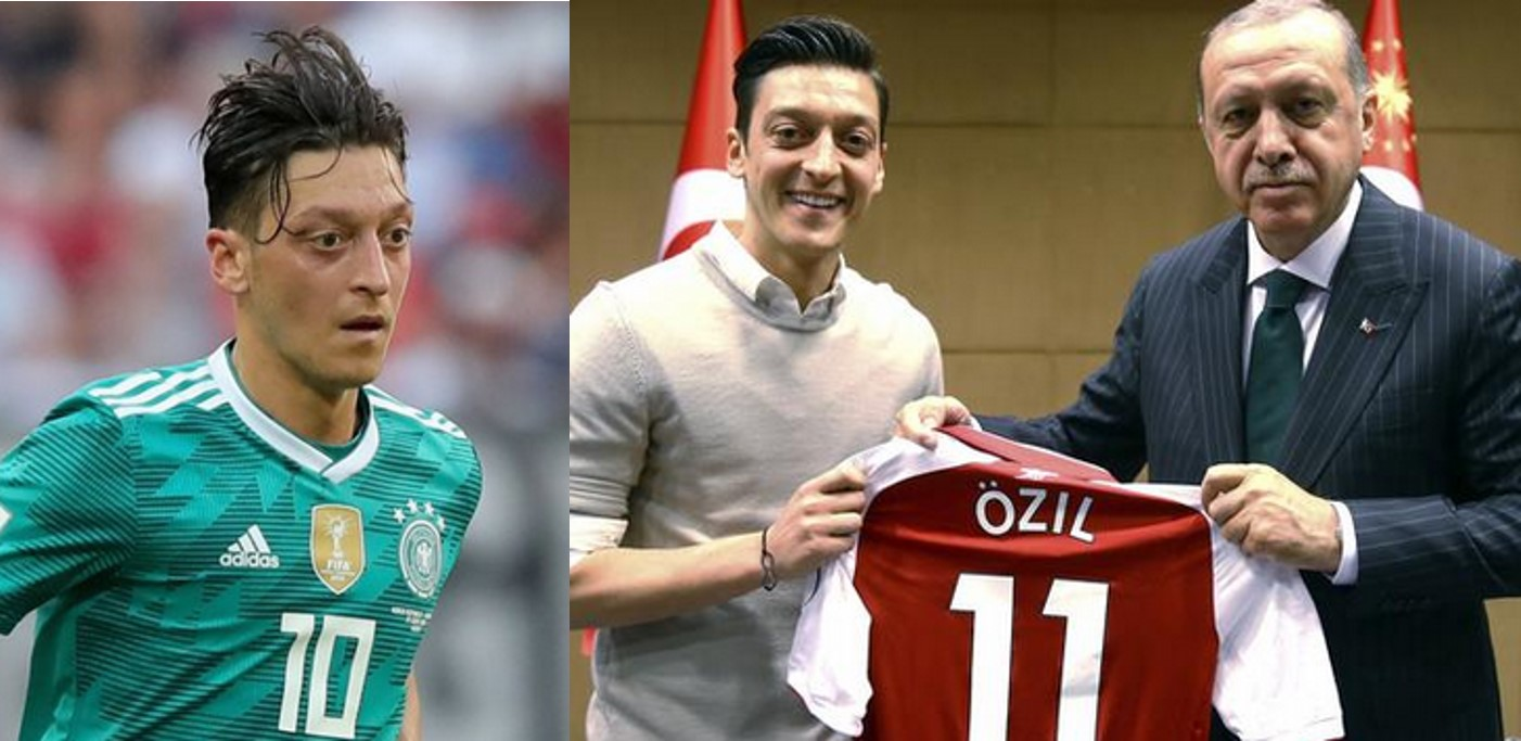 Mesut Ozil explains why he dumped Germany national team, alleges racism and disrespect from DBF Officials