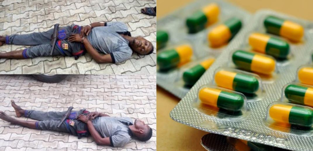 Kidnapper who slept off in victim's compound under the influence of Tramadol dies nine days after