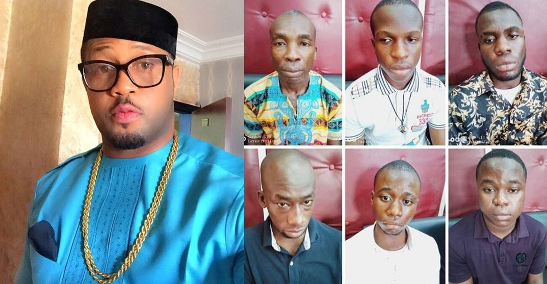 Actor Mike Ezuruonye's impersonator and 6 others jailed for fraud in Benin City
