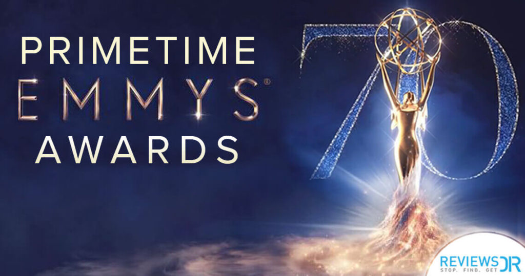 Full list of winners from the 70th Primetime Emmys Awards