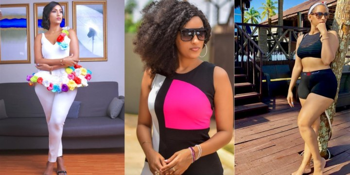 Juliet Ibrahim advises ladies on cheating men