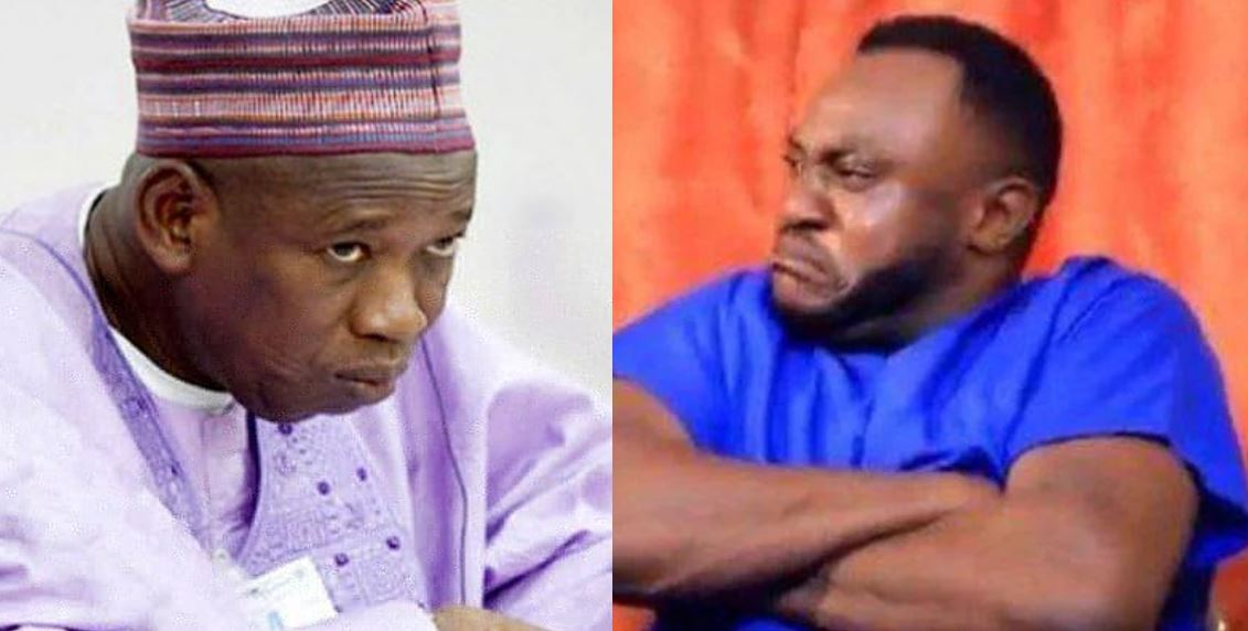 How Nigerians reacted to video of Kano State Governor, Umar Ganduje, allegedly receiving bribe from a contractor