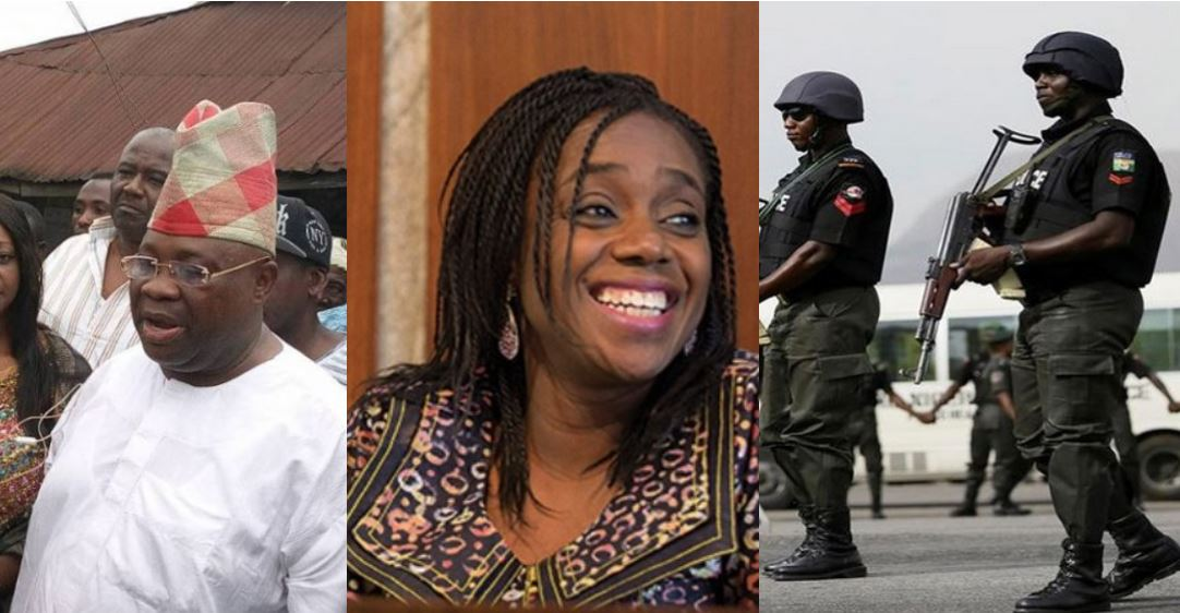 Certificate forgery: Why we are prosecuting Adeleke but spared Adeosun – Nigerian Police