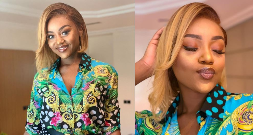 'You're Pregnant'- Fans Tells Davido's Girlfriend, Chioma As She Shares Adorable New Photos