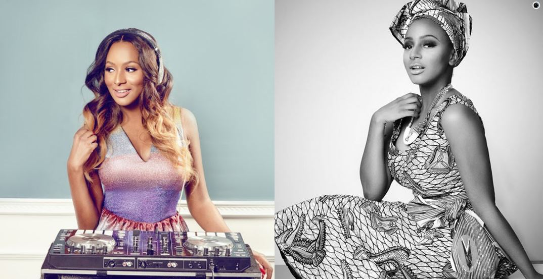 DJ Cuppy's Independence day message angers Nigerians on Twitter, many react