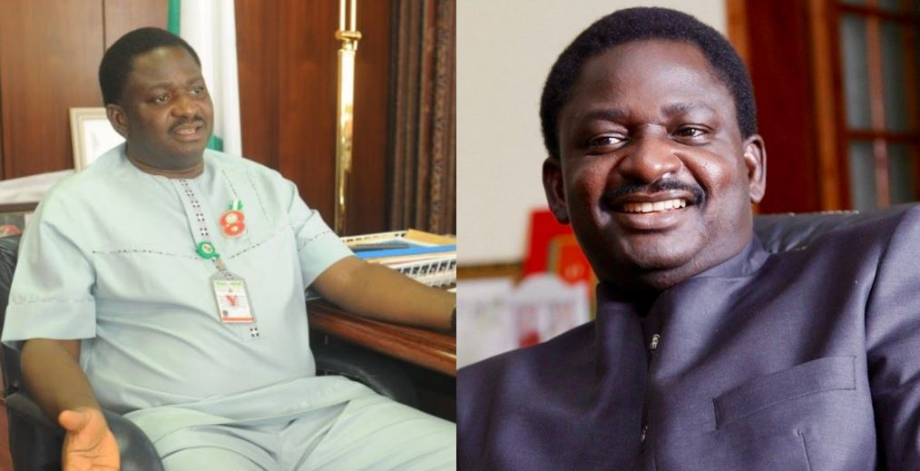 Corruption ranking is about Nigerians, not the government – Femi Adesina says