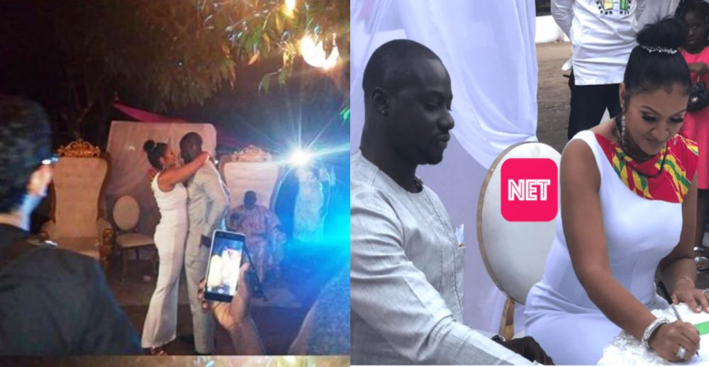 Actor Chris Attoh Remarries Privately About One year After Divorce With Nigerian Actress, Damilola Adegbite