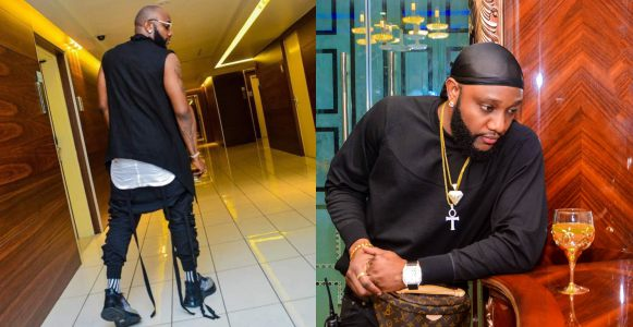 'why dress like a kid' –  fans slam Kcee over his dressing