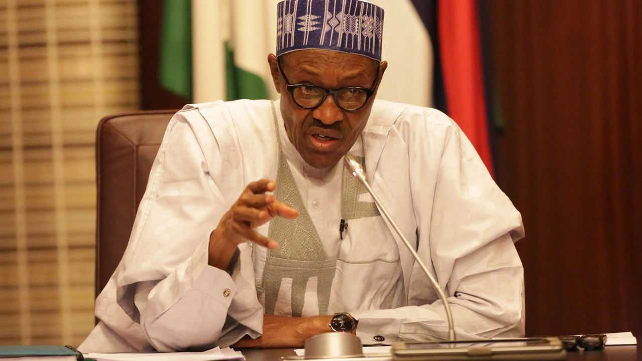 """""""I'm very disappointed in the Nigerian press"""" – President Buhari says"""
