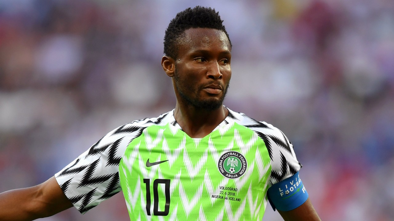 Mikel Obi Finally Reacts After Being Omitted From Super Eagles Squad Again
