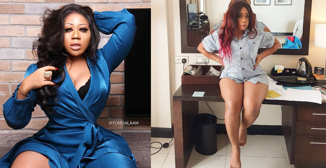 'Every Night I Sleep Alone, Will I Ever Find A Husband?' – Actress Moyo Lawal Cries Out As She Is Tired Of Singlehood