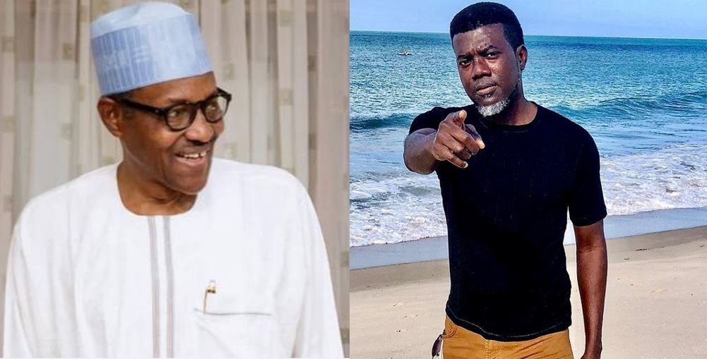 Reno Omokri reacts as Buhari quietly appoints son-in-law as head of Border Agency
