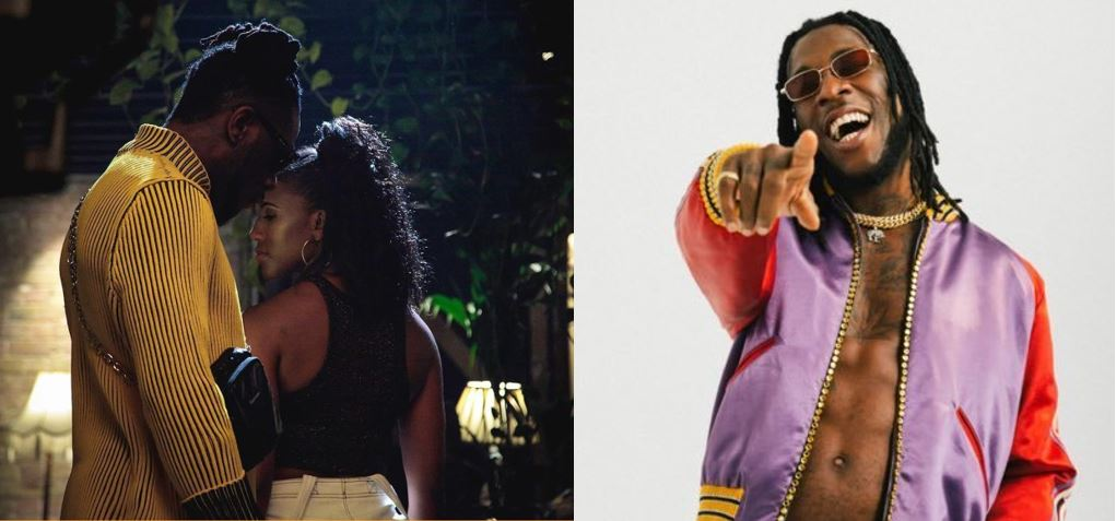 """""""I Found The One"""" Burna Boy Says As He Shares Loved-Up Photo With A Pretty Lady"""