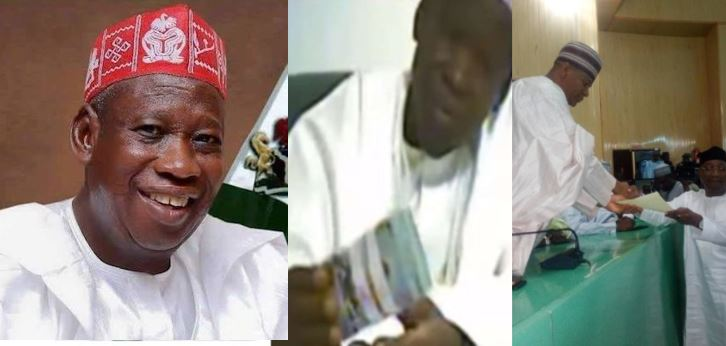 Governor Ganduje fails to appear before Kano Assembly, says allegation is work of saboteurs