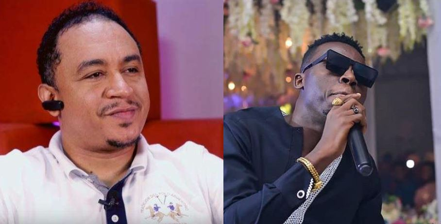 Daddy Freeze calls out Akpororo over his comments about him during his performance at The Experience 2018, Akpororo replies