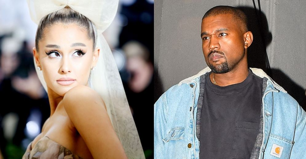 Don't use me to promote a song – Kanye West tells Ariana Grande