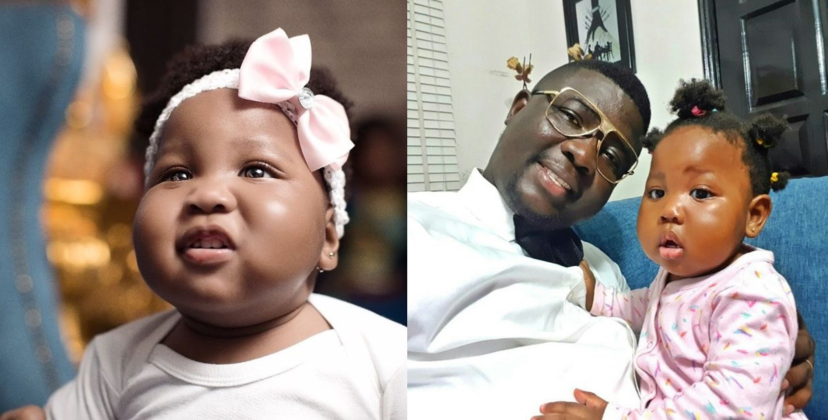 Comedian Seyi Law corrects man who decreed that his daughter will be the first lady of Nigeria