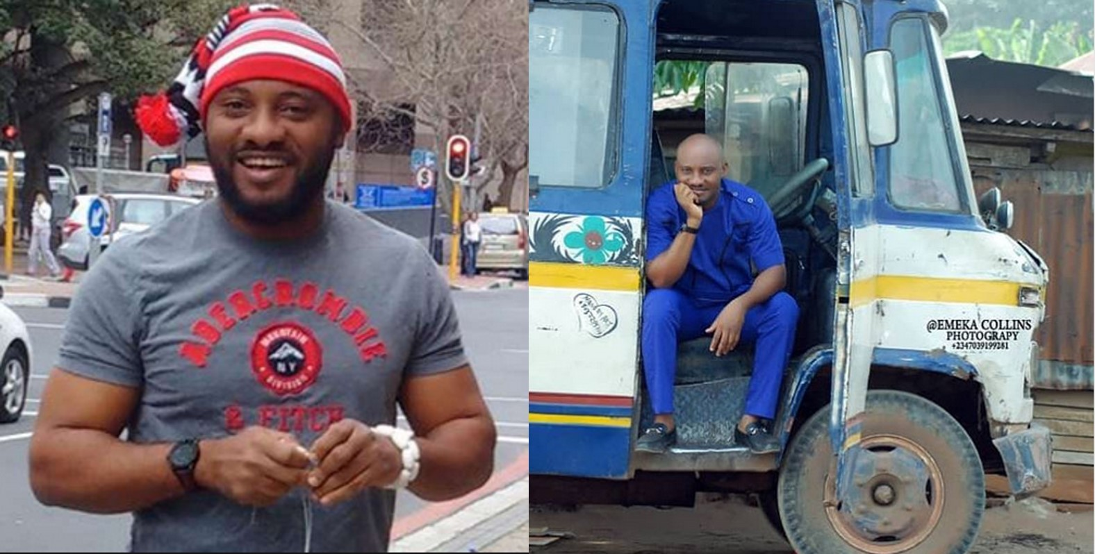 Actor Yul Edochie reveals how he started his career 13 years ago