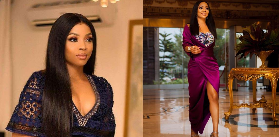 Same God behind technological inventions gave doctors brain to enhance our bodies – Toke Makinwa says (Video)