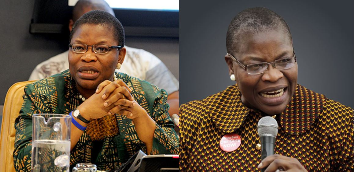 BREAKING NEWS: Oby Ezekwesili withdraws from presidential race, gives reasons