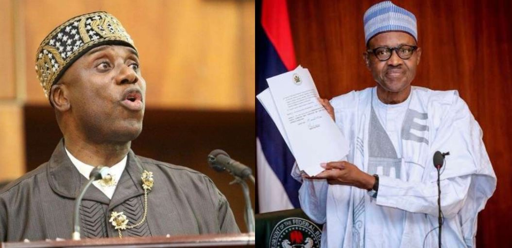 Nigeria's Minister of Transportation, Amaechi destroys Buhari's political career, allegedly caught in audio saying 'the president doesn't read' (Audio)