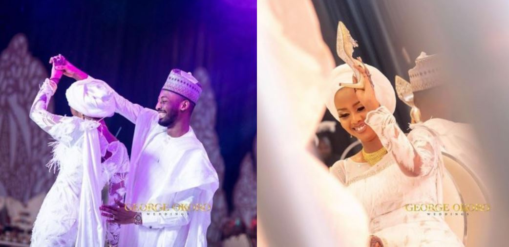 Beautiful photos from the wedding of Gombe State Governor's son