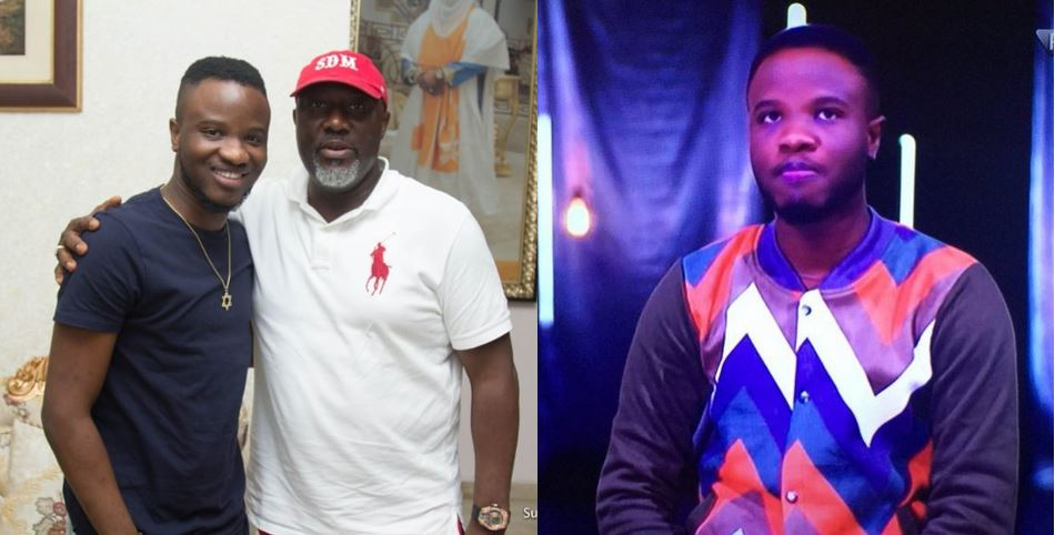 Ex-BBNaija housemate, Deeone dragged by Nigerians for saying Senator Dino Melaye should be treated with respect