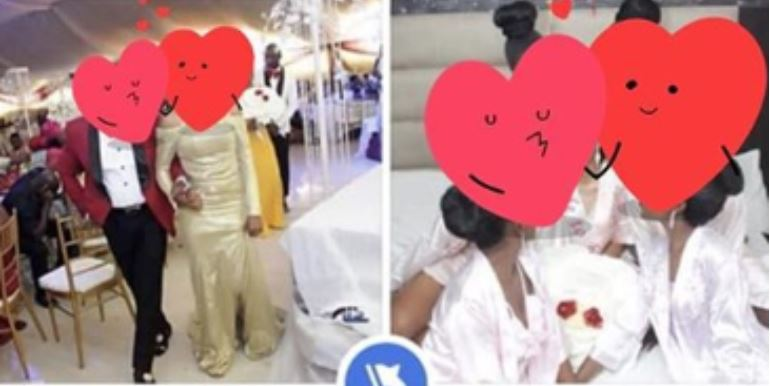 Nigerian lady calls out man who has been asking her out for a year, but got married in December