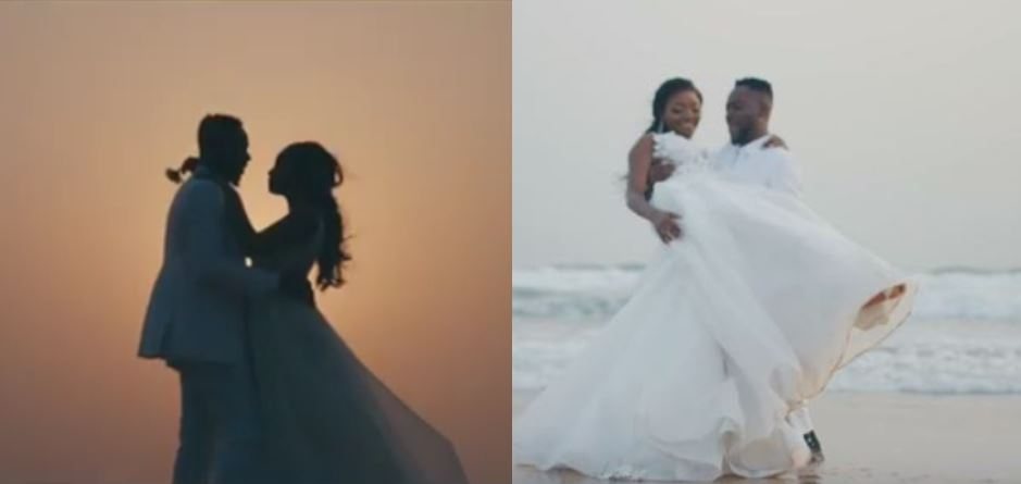 """""""I asked my girl of 5 years to be my wife"""" — Singer Adekunle Gold confirms marriage to Simi"""