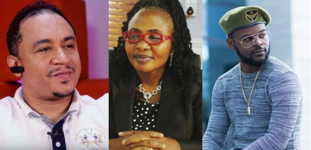 Daddy Freeze Reacts To Falz's Mother Saying She Is Worried As Falz Doesn't Go To Church