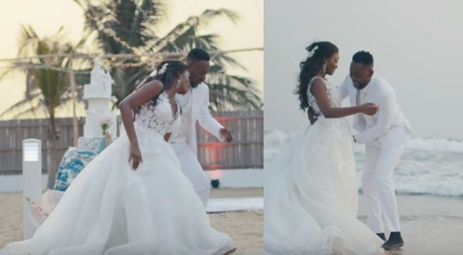 Singer Adekunle Gold reveals why his wedding with Simi was private