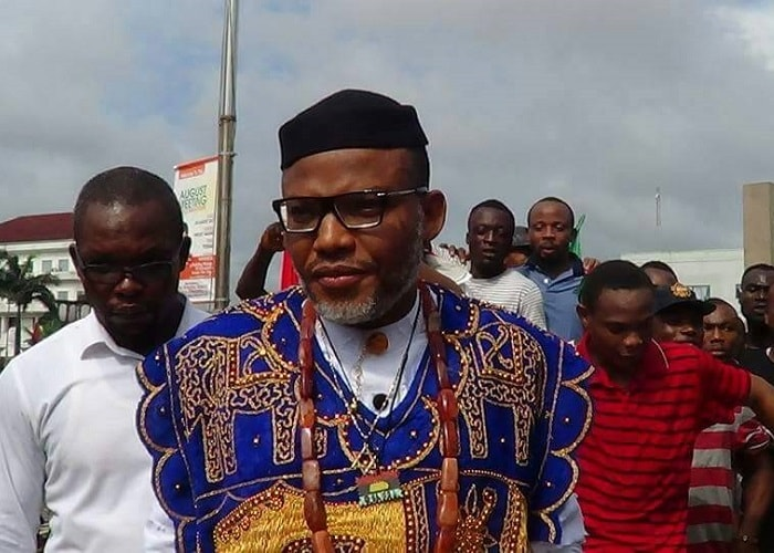 IPOB reveals Nnamdi Kanu would likely miss his parents' burial in Nigeria
