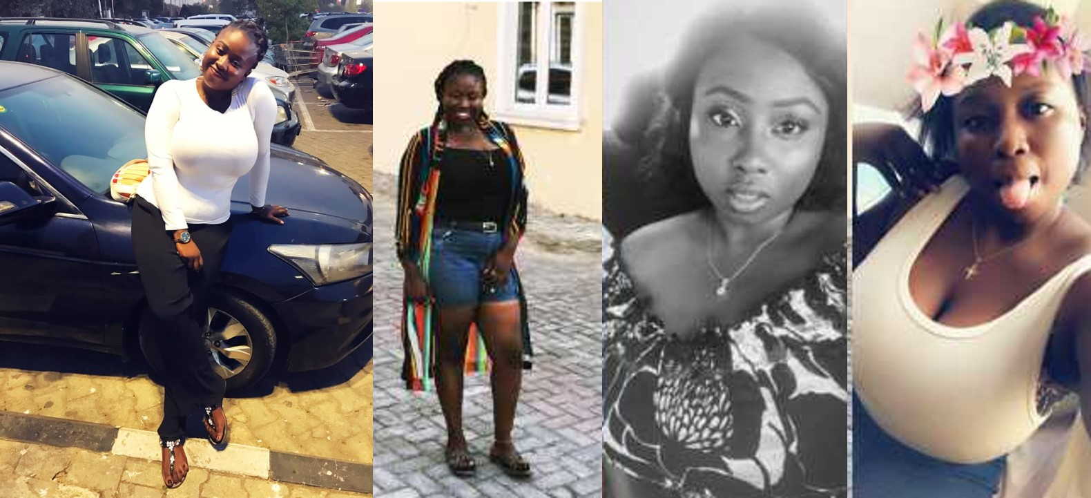 """I just need a rich man that will be taking care of me like his little sister"" – Nigerian Lady says"
