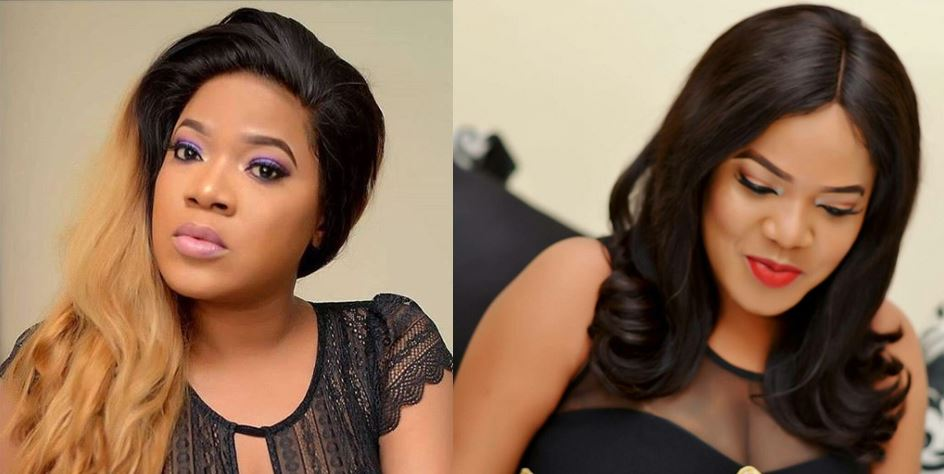 Toyin Abraham reveals the kind of man she needs in her life