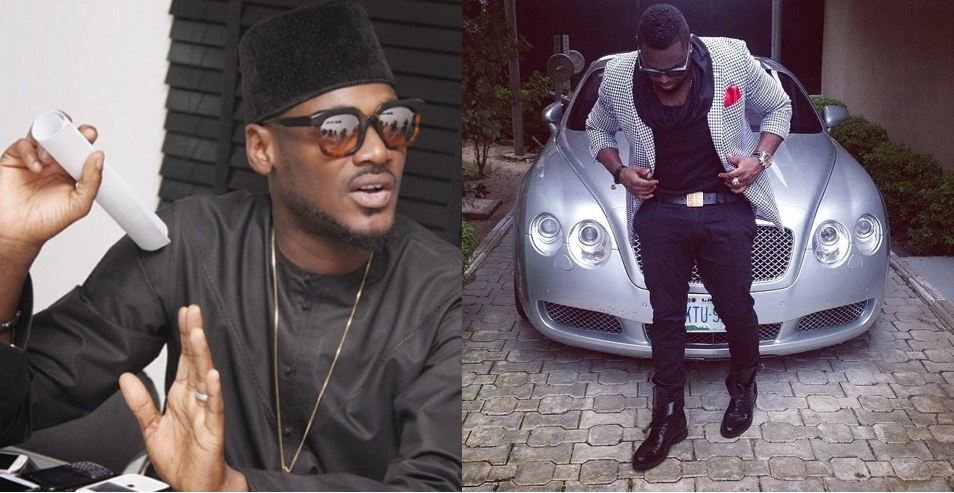 Timaya reveals what 2face told him when he spent money on cars